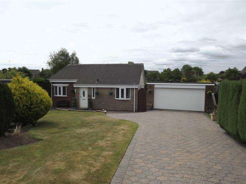 3 Bedrooms Bungalow for sale in Richmond Way, Cramlington