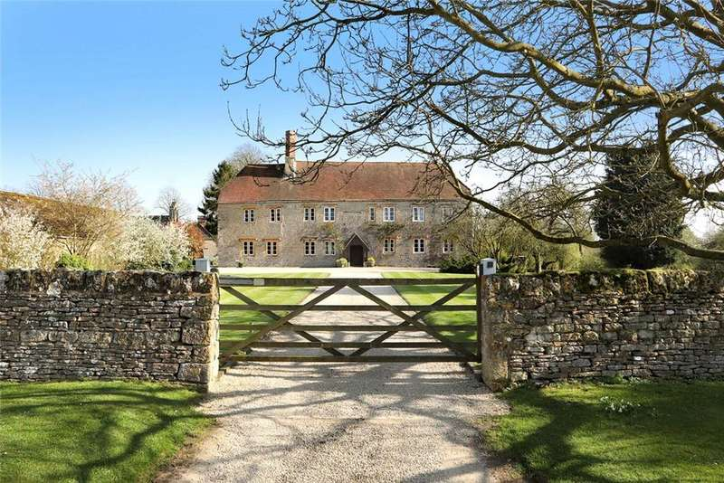 4 Bedrooms Detached House for sale in Hardwick, Oxfordshire, OX27