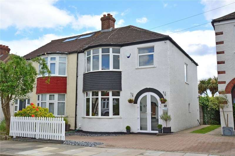 3 Bedrooms Semi Detached House for sale in Mainridge Road, Chislehurst, BR7