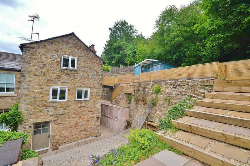 3 Bedrooms Semi Detached House for sale in Town Street, Marple Bridge