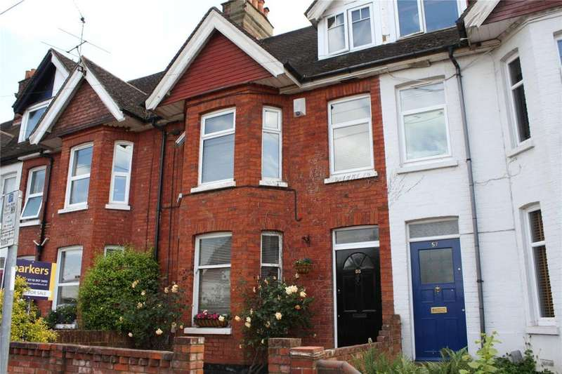 4 Bedrooms Terraced House for sale in Gloucester Road, Reading, Berkshire, RG30