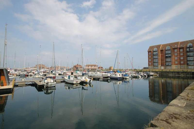2 Bedrooms Apartment Flat for sale in Pilot House, Marina, Hartlepool