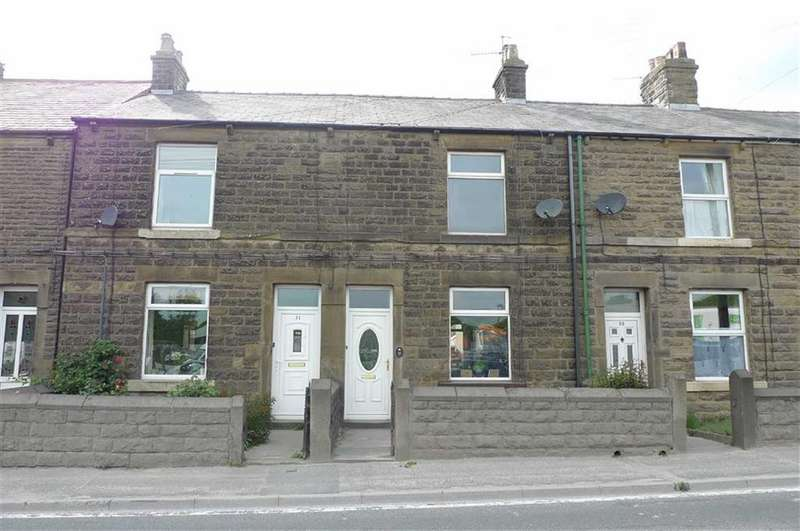2 Bedrooms Terraced House for sale in Hallsteads, Dove Holes, Derbyshire