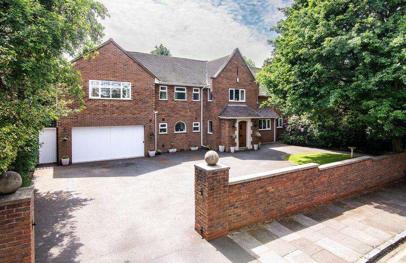 6 Bedrooms House for sale in Mulroy Road, Sutton Coldfield