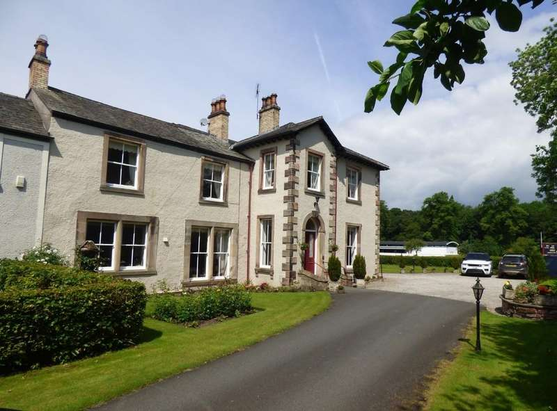 5 Bedrooms Semi Detached House for sale in The Croft, Appleby- In- Westmorland