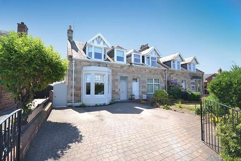 3 Bedrooms Semi-detached Villa House for sale in Altonburn Castlehill Road, Ayr, KA7 2JD