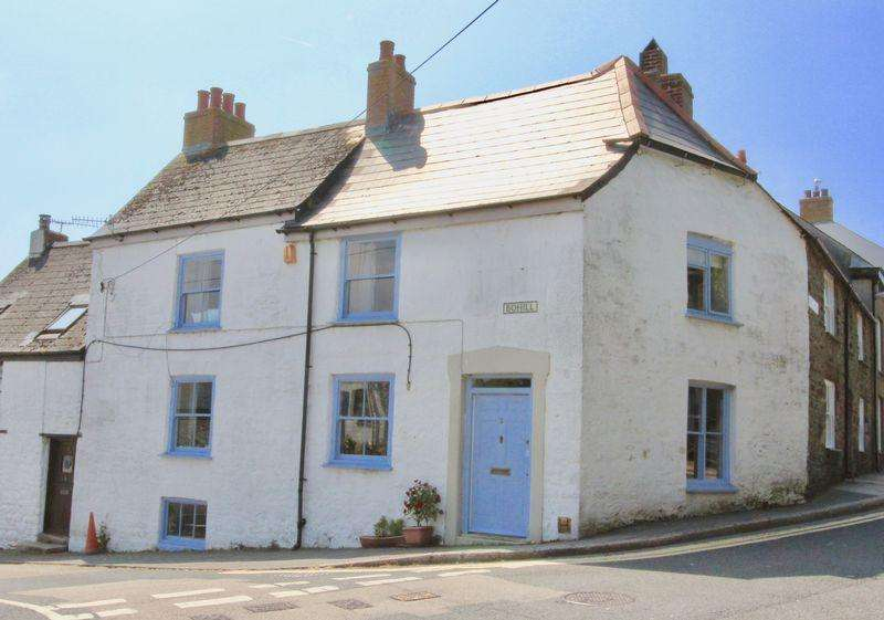 4 Bedrooms Cottage House for sale in Bohill, Penryn