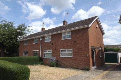 3 Bedrooms Semi Detached House for sale in Shamrock Close, Peterborough, Cambridgeshire