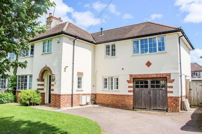 5 Bedrooms Semi Detached House for sale in Cottenham Road, Histon