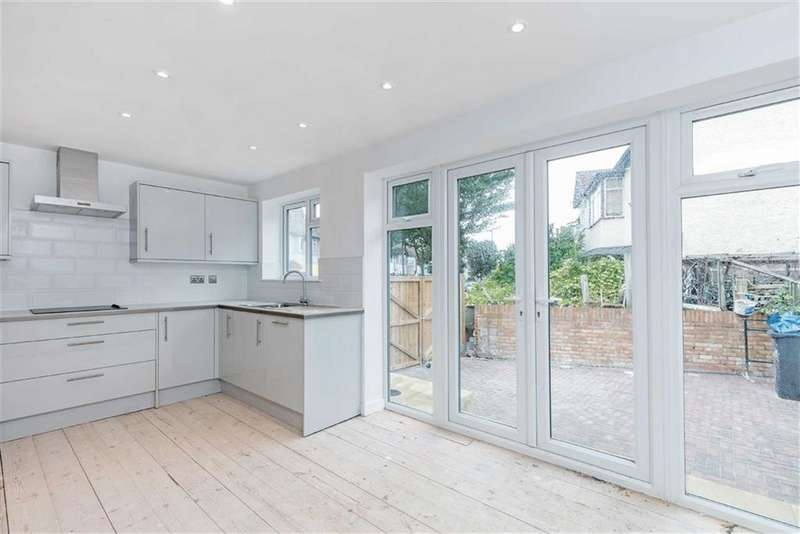 3 Bedrooms End Of Terrace House for sale in Aberfoyle Road, London, London