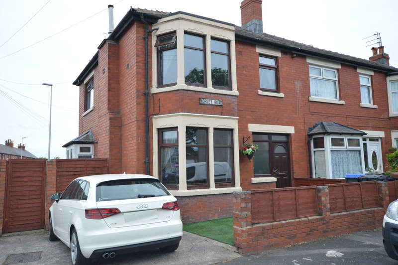 4 Bedrooms Semi Detached House for sale in Morley Road, Marton