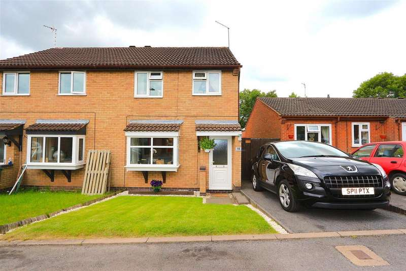 3 Bedrooms Detached House for sale in Bluebell Close, Kirby Muxloe