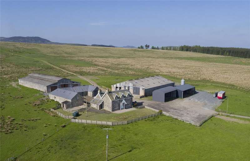 Farm Commercial for sale in Lot 2 - Kindrumpark, Logiealmond, Perth, PH1