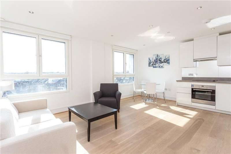 1 Bedroom Flat for sale in Clement Avenue, Clapham, SW4