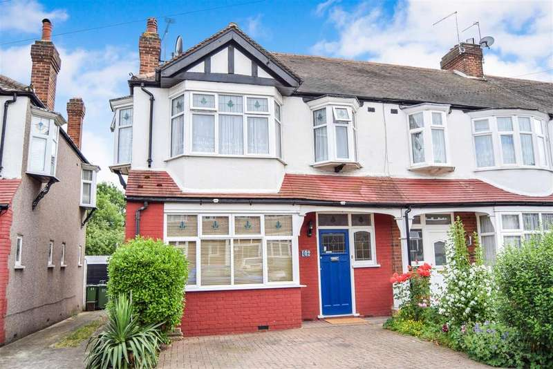 3 Bedrooms End Of Terrace House for sale in Cherrywood Lane, Morden
