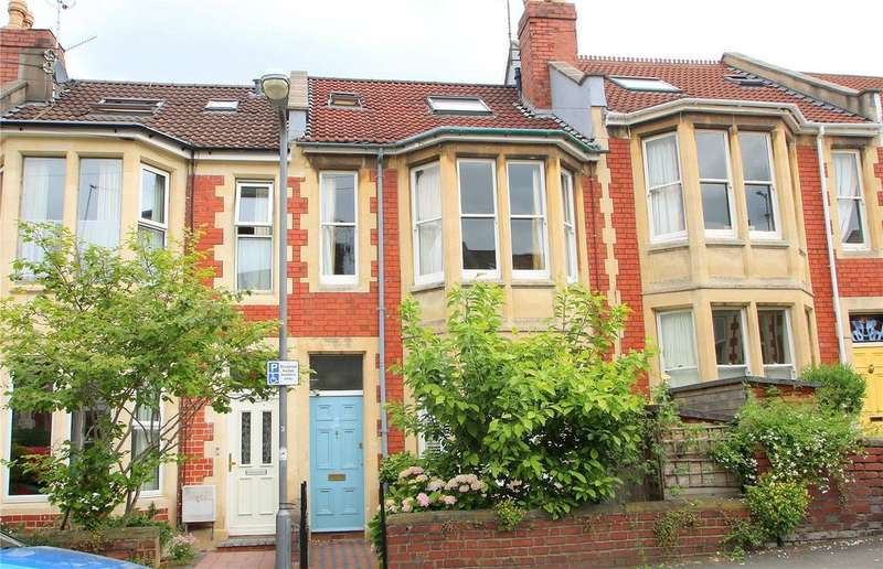 5 Bedrooms Terraced House for sale in Leighton Road, Southville, Bristol, BS3