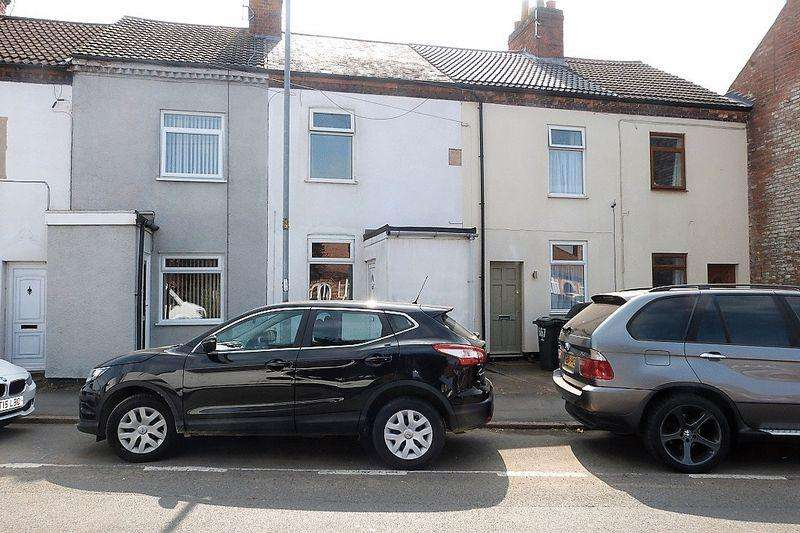 2 Bedrooms Terraced House for sale in Melton Road, Thurmaston