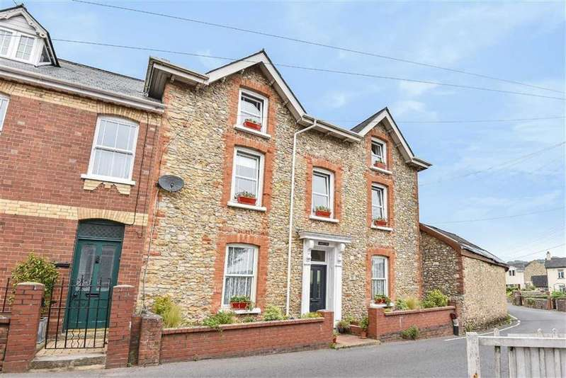 7 Bedrooms Semi Detached House for sale in Dolphin Street, Colyton, Devon, EX24