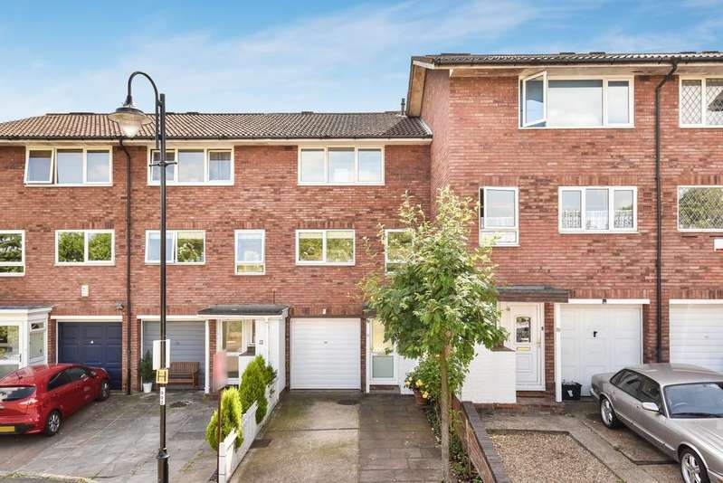 4 Bedrooms Town House for sale in Ellery Road London SE19