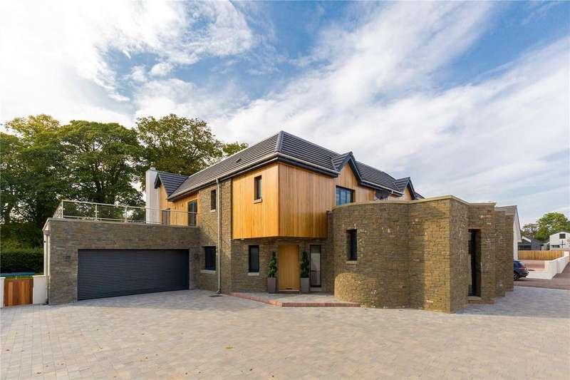 4 Bedrooms Detached House for sale in The Oaks, Balone, St. Andrews, Fife, KY16