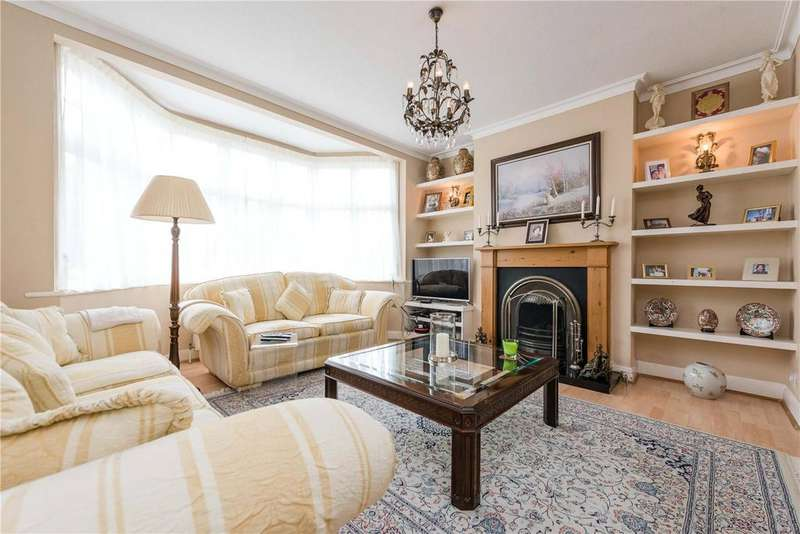 4 Bedrooms House for sale in Gladstone Park Gardens, London, NW2