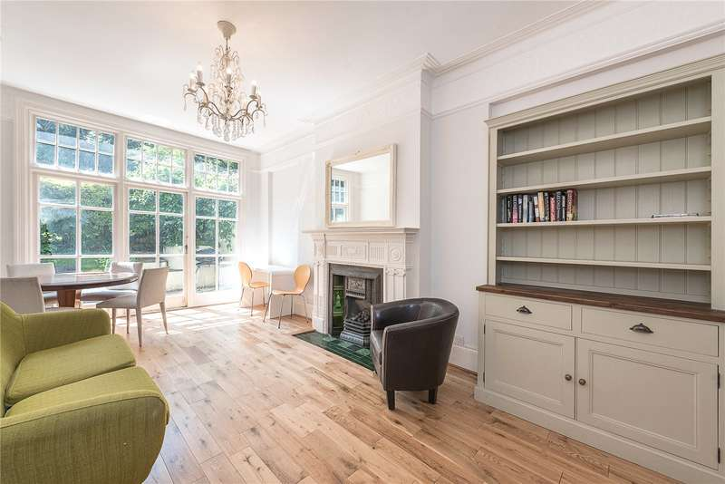 1 Bedroom Flat for sale in Woodland Rise, London, N10