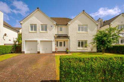 5 Bedrooms Detached House for sale in Leapmoor Drive, Wemyss Bay