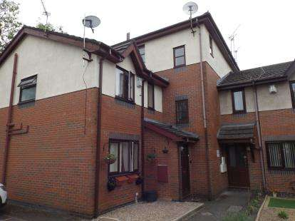 2 Bedrooms Flat for sale in Greton Close, Manchester, Greater Manchester, Uk