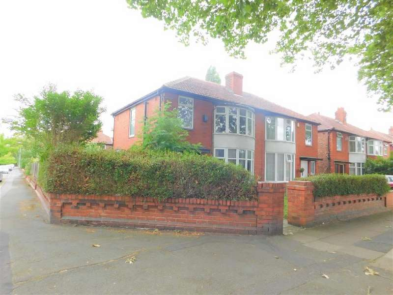 3 Bedrooms Semi Detached House for sale in Parsonage Road, Manchester