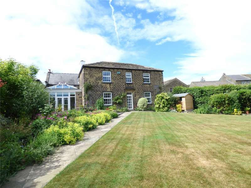 5 Bedrooms Detached House for sale in Helme, Meltham, Holmfirth, West Yorkshire, HD9