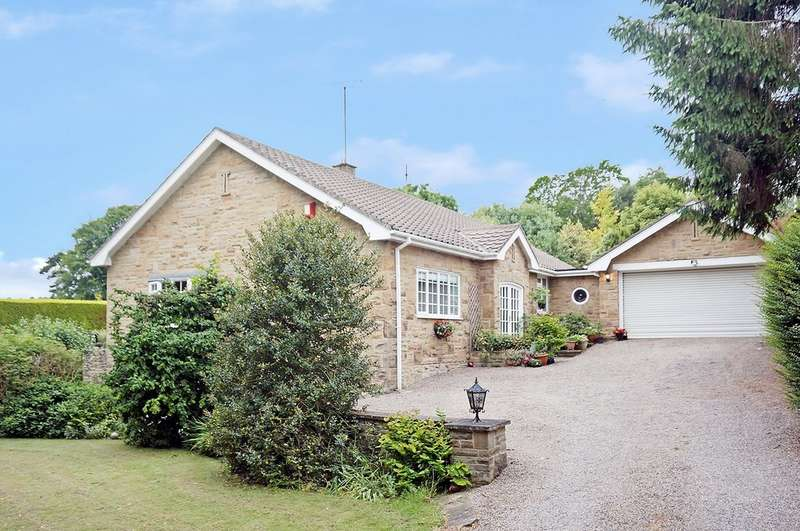 3 Bedrooms Detached Bungalow for sale in Lairum Rise, Clifford, LS23