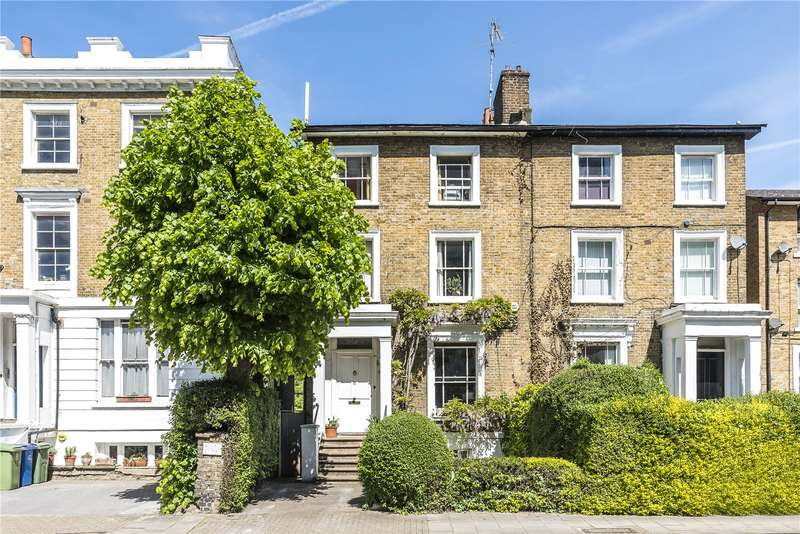 4 Bedrooms Semi Detached House for sale in De Crespigny Park, London, SE5