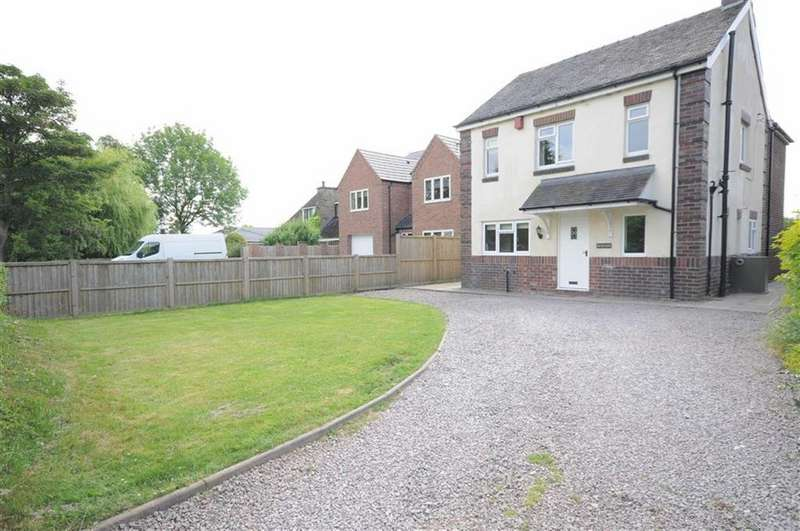 3 Bedrooms Detached House for sale in Longton Road, Barlaston