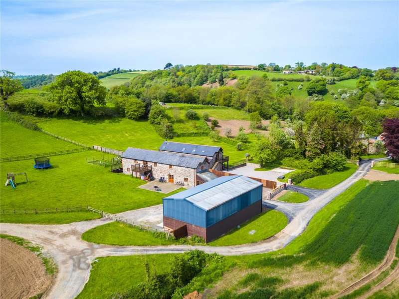 7 Bedrooms Farm Commercial for sale in Landcross, Bideford, Devon