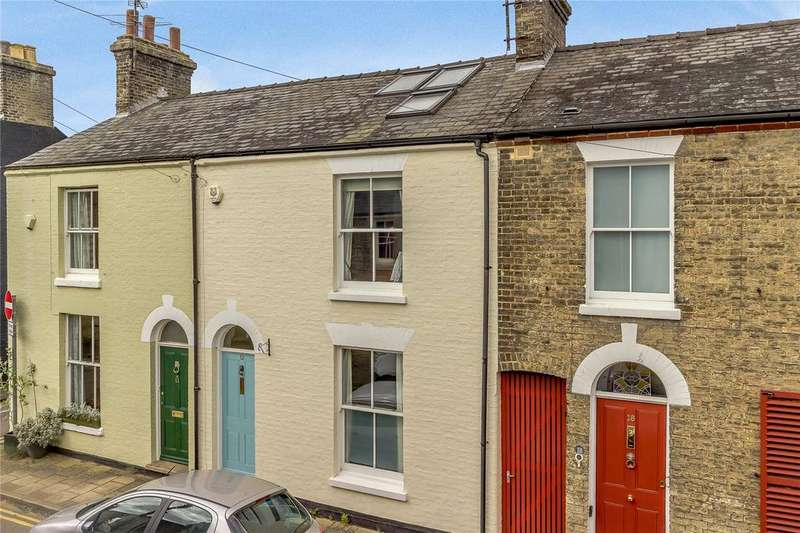 3 Bedrooms Terraced House for sale in Perowne Street, Cambridge