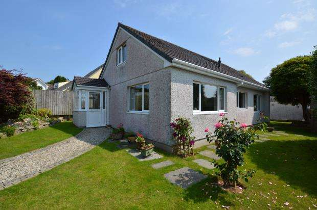 3 Bedrooms Detached House for sale in Miners Way, Liskeard, Cornwall