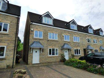 4 Bedrooms End Of Terrace House for sale in Alpha Mews, New Road, Whaley Bridge, High Peak