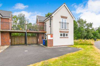 1 Bedroom Detached House for sale in Monterey Close, Chapelford Village, Warrington, Cheshire
