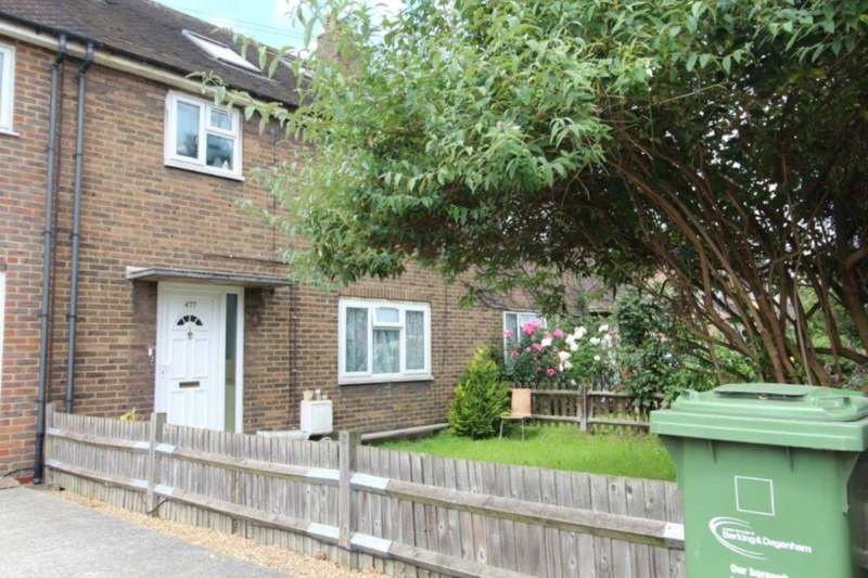 4 Bedrooms Terraced House for sale in Rainham Road, Dagenham