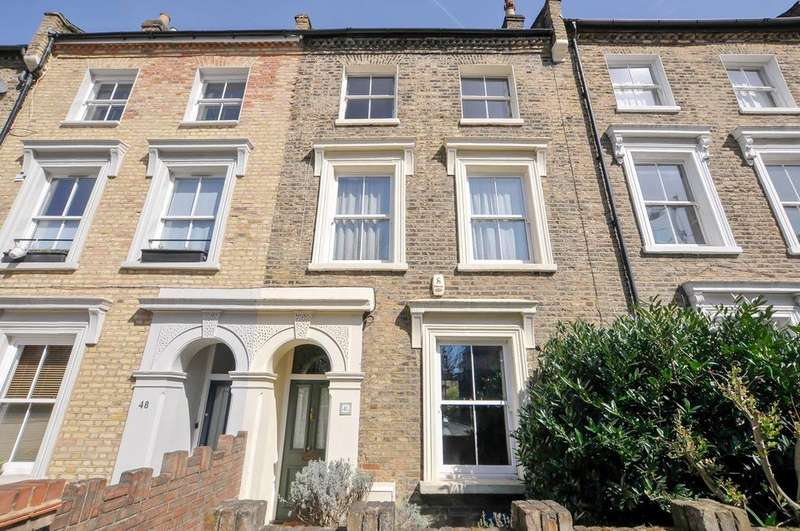 4 Bedrooms Terraced House for sale in Lordship Road, London