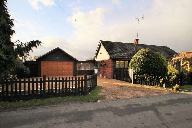 5 Bedrooms Detached Bungalow for sale in Church Street, Goldhanger, Maldon, Essex
