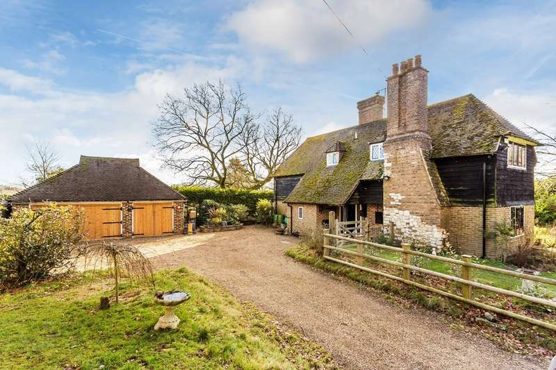 3 Bedrooms Detached House for sale in Church Lane, Godstone