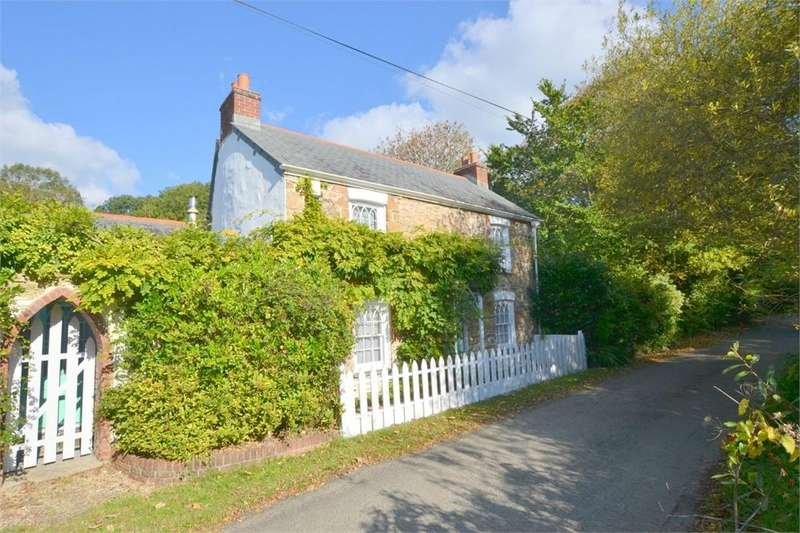 3 Bedrooms Cottage House for sale in Idless, Truro
