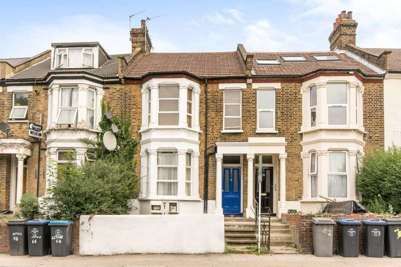 2 Bedrooms Flat for sale in Acton Lane, Harlesden, NW10
