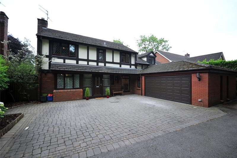 5 Bedrooms Detached House for sale in Craig-yr-Haul Drive, Castleton, Cardiff, CF3