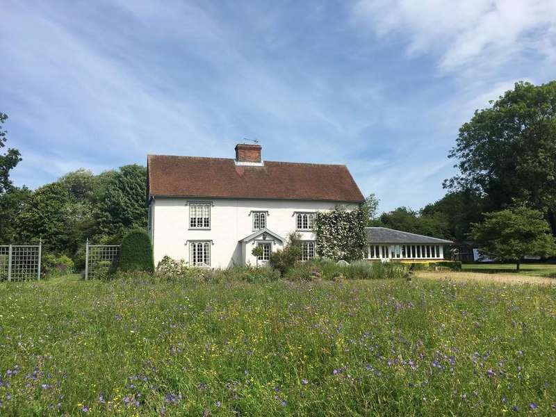 4 Bedrooms Detached House for sale in Bedfield, Nr Framlingham, Suffolk