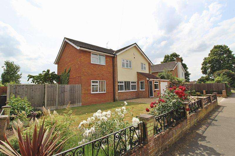 4 Bedrooms Detached House for sale in Wilsheres Road, Biggleswade