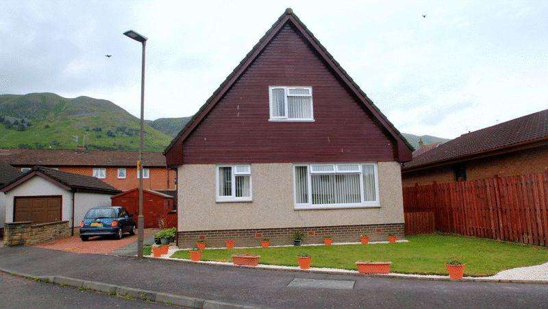 3 Bedrooms Detached Villa House for sale in Beechwood Gardens, Tillicoultry