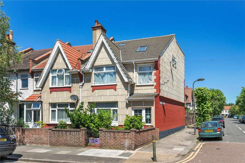 5 Bedrooms House for sale in Links Road, London, SW17