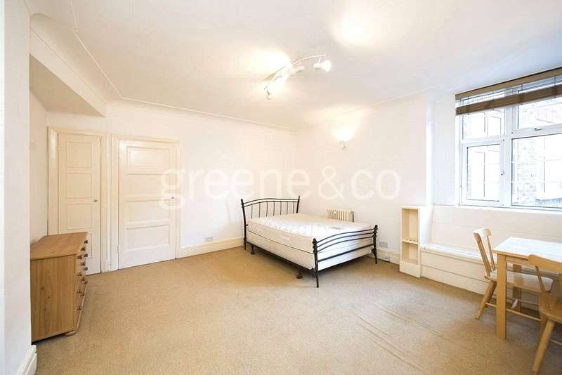 Flat for sale in College Crescent, Swiss Cottage, London, NW3